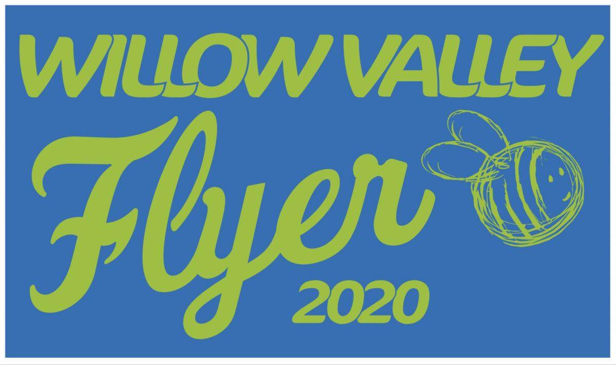 Willow Valley Flyer logo